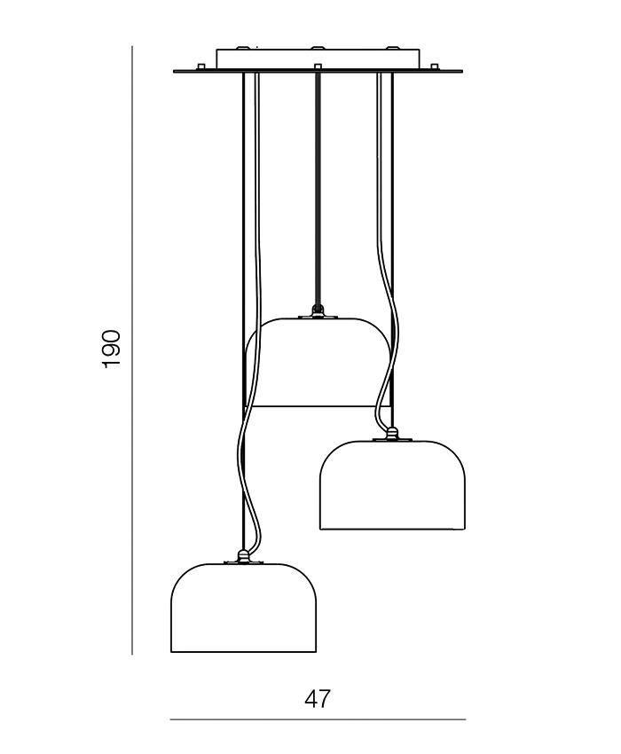 Bell L3 giarnieri lighting