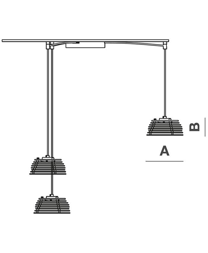 Stratos Alu S C3 giarnieri lighting